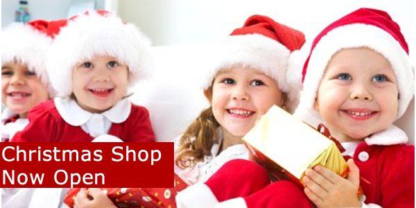 christmas Christmas Shop Now Open - Chrsitmas Party Decorations, Tableware & Novelites