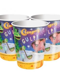 Clangers Party Paper Cups