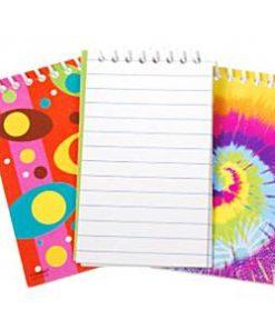 Colourful Mini Notebooks