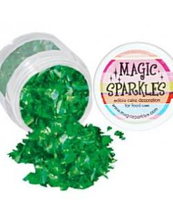 Green Magic Sparkles