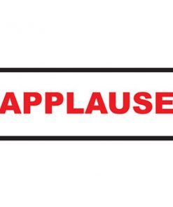 Hollywood Applause Sign