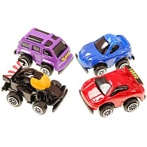 Mini Die Cast Cars