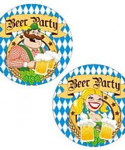 Oktoberfest Party Beer Mats
