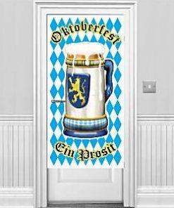 Oktoberfest Party Door Banner