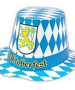 Oktoberfest Plastic Hat