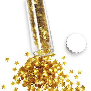 how to make silver sugar glitter