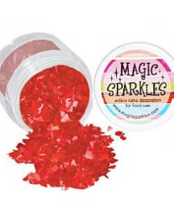 Red Magic Sparkles