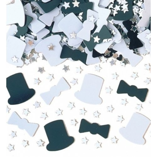 Nite On The Town Table Confetti