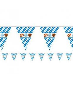 Oktoberfest Party Plastic Bunting