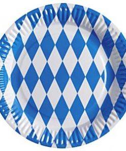 Oktoberfest Party Paper Plates