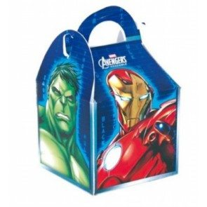 Avengers Party Food Box