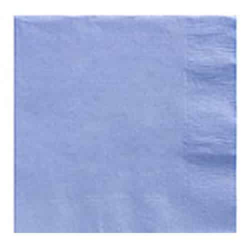 Baby Blue Party Paper Lunch Napkins