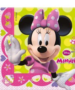 Minnie Mouse Party Paper Napkins