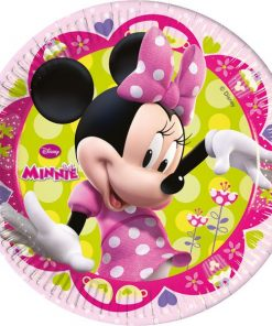 Minnie Mouse Party Paper Plates
