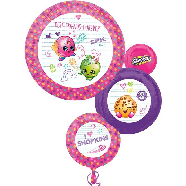 Shopkins SuperShape Foil Balloon