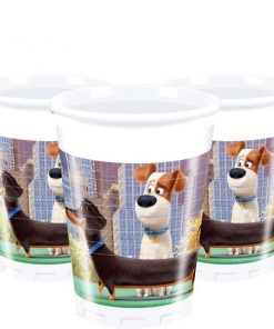 The Secret Life of Pets Party Plastic Party Cups