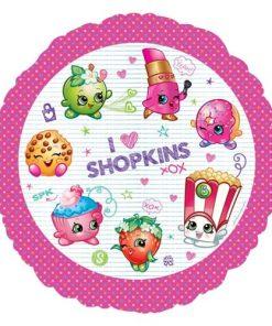 Shopkins Party Foil Balloon