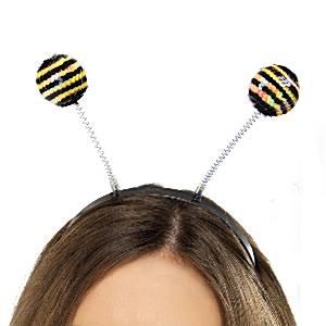 Bee Sequin Boppers