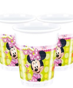Minnie Mouse Party Plastic Cups