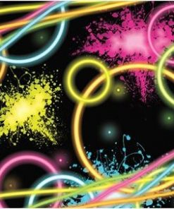 Glow Party Paper Napkins