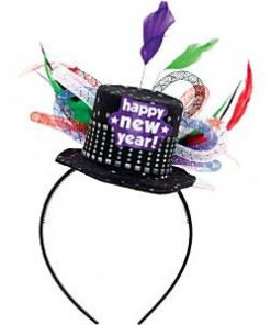 New Years Hats & Blowers