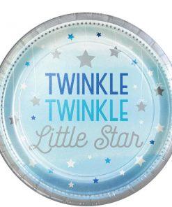 One Little Star Blue