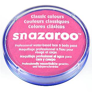 Snazaroo Bright Pink Face Paint