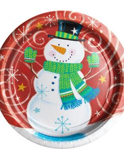 Snowman Swirl