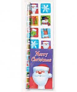 Christmas Jolly Snowman Stationery Set