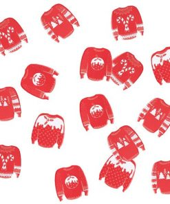 Cosy Christmas Jumper Party Jumper Confetti