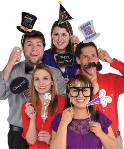 Selfie Booth Props