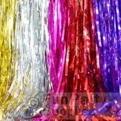 New Year Shimmer Curtains