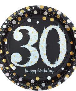 Sparkling Celebration Age 30 Party