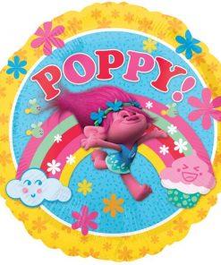 Trolls Party Poppy Foil Balloon