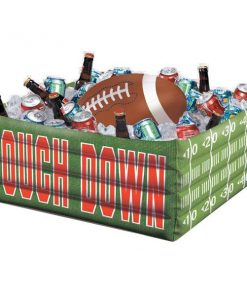 American Football Fan Inflatable Cooler