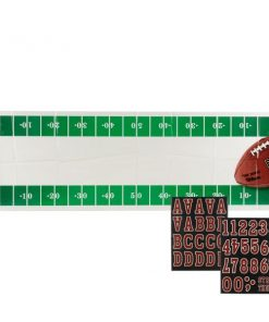 American Football Party NFL Drive Giant Personalised Banner