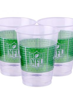 American Football Party NFL Drive Party Plastic Party Cups