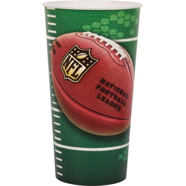 American Football Party NFL Drive Party Plastic Favour Cup
