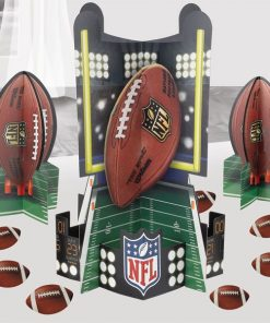 American Football Party NFL Drive Party Table Decorating Kit