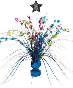 New Year Multicoloured Centrepiece