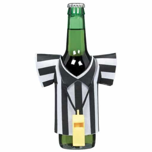 Referee Shirt Bottle Cover