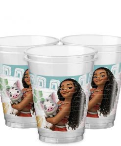 Disney Moana Party Plastic Cups