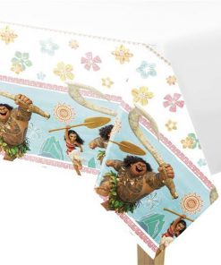 Disney Moana Party Plastic Tablecover