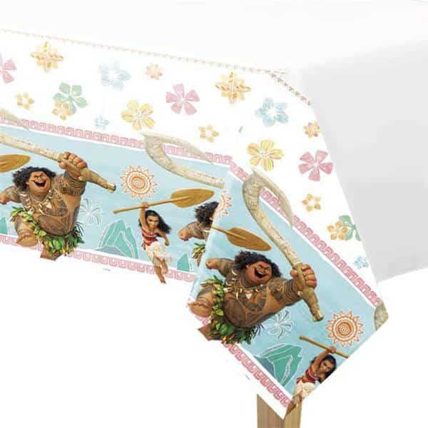 Disney Moana Party Plastic Tablecover