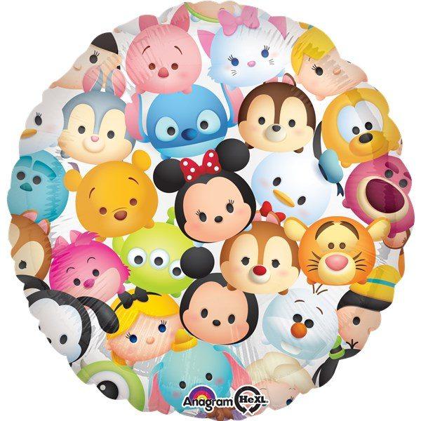 Disney Tsum Tsum Party Foil Balloon
