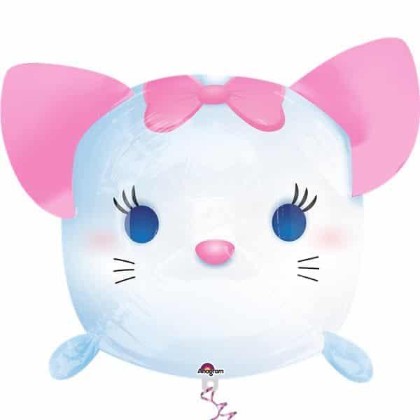 Disney Tsum Tsum Party Marie UltraShape Foil Balloon