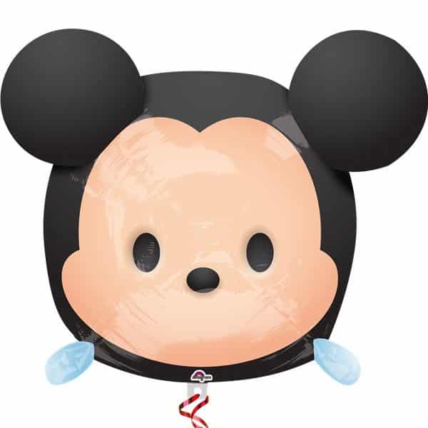 Disney Tsum Tsum Party Mickey UltraShape Foil Balloon