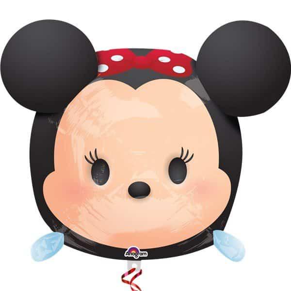 Disney Tsum Tsum Party Minnie UltraShape Foil Balloon