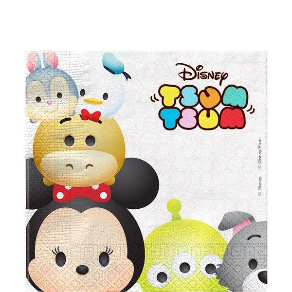 Disney Tsum Tsum Party Paper Napkins