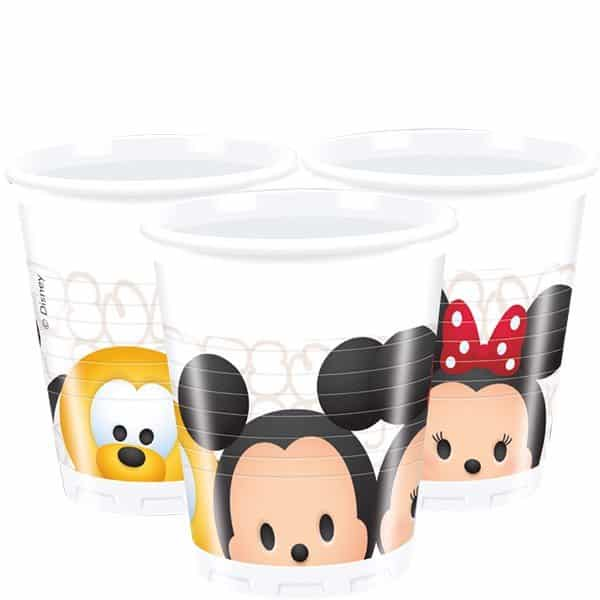 Disney Tsum Tsum Party Plastic Cups